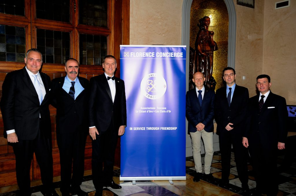 Evento Concierge a Firenze